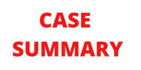Case Brief: Shayara Bano and others v. Union of India and others, writ petition (C) No. 118 of 2016