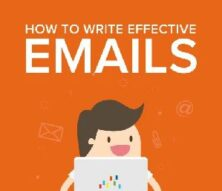 How to Write Effective Beginnings and Closings to Professional Emails?