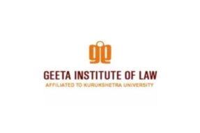 geeta institute of law