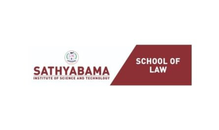 sathyabama school of law