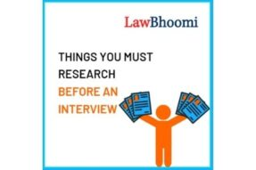 What to Research before Any Interview