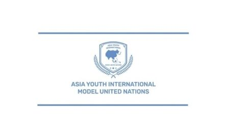 Asia Youth International Model United Nations [AYIMUN]